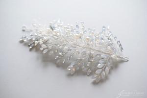 ブライダルヘッドドレス[HA-069]