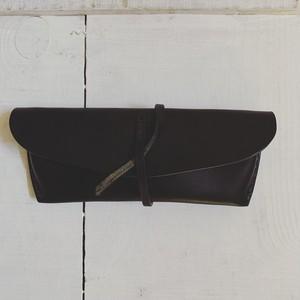 sakata noriko 革のメガネケース