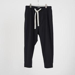 EASY TAPERD PANTS (BLACK) / GAVIAL