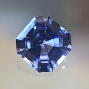 1.5ct Royal Asscher-cut Sapphire