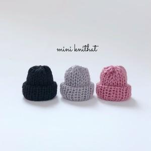 miniニット帽