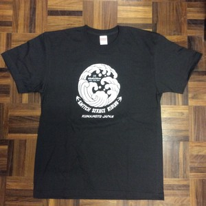 SWITCH STANCE RIDING オリジナルTシャツ WHEELS & WAVES 2016 波