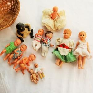 ヴィンテージ ドール お人形 ARIセット ドイツ蚤の市買い付け