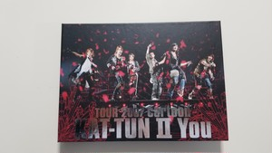 KAT-TUN TOUR 2007 cartoon KAT-TUN II You ブックタイプ・ジャケット【DVD】