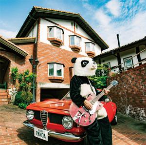 ギターパンダ「パンダ流サンセット」
