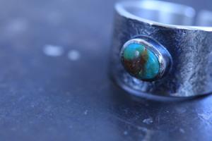 トルコ石の指輪