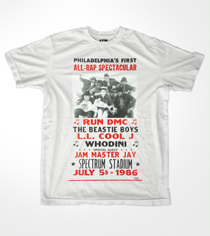 ALL-RAP SPECTACULAR T-SHIRT