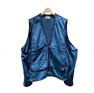 【HOMELESS TAILOR】EQUIPMENT VEST