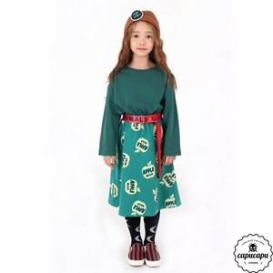«予約» apple milk skirt 3colors アップルミルク スカート