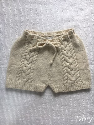 Bilitis dix-sept ans  Knitted Pants