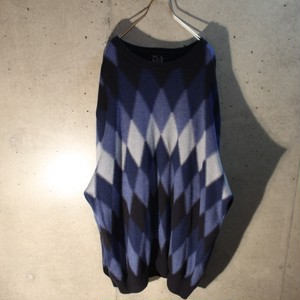 Merino Wool Design Knit