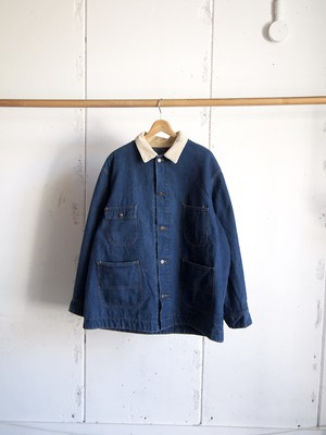 USED / SEARS Fieldmaster, Denim cover all