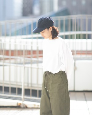 andwear ボートネックカットソー