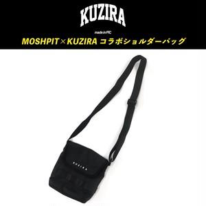 【KUZIRA】MOSHPIT×KUZIRAコラボショルダーバッグ