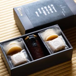 塩よしの餡と最中 -shioyoshi no An to Monaka-