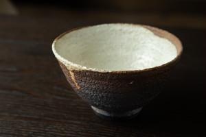 金京德 粉引茶碗 茶