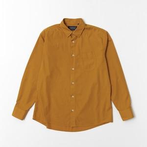 《オンライン限定》ガーメントダイシャツ