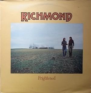 【LP】RICHMOND/Frightened