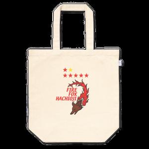 ファイルフォックス八王子 応援トートバッグ
