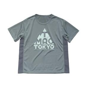 【Mountain Martial Arts】TMRC Logo Souvenir Tee - Khaki -