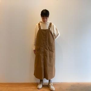 C-4208 Soft Chino Cloth Jumper Skirt