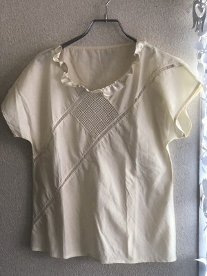 tops / french sleeve