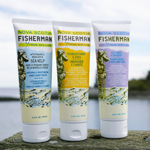 NOVA SCOTIA FISHERMAN EXTREME SKIN CARE LOTION