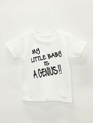 「ウチの子天才!。」/  My LITTLE BABy is A GENIUS