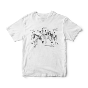 T-shirt (WHT) Someone will love you