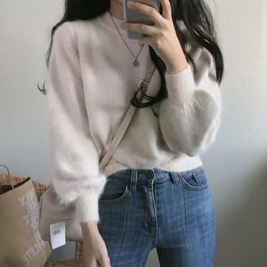 【トップス】ファッション着痩せ合わせやすいゆったりセーター14934671