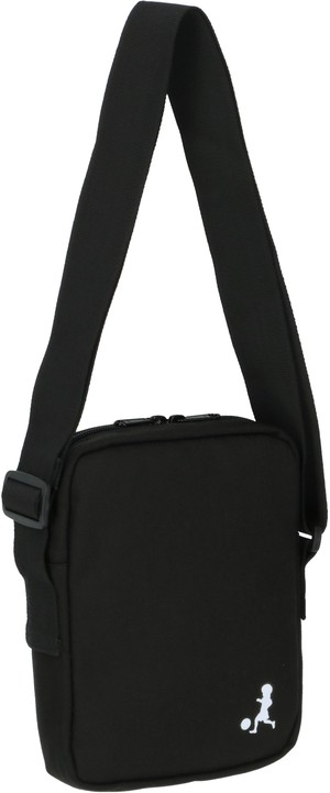 19024 Duelo Logo Mini Shoulder Bag BLK