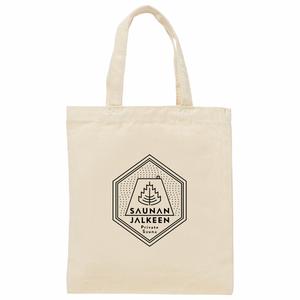【サウナンヤルケン】HEXA series SAUNAN JALKEEN Size S Hand-Bag Canvas