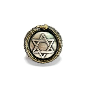 sect/セクト ST-5 David star ring