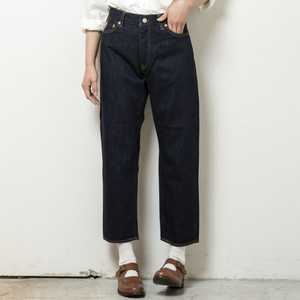 【TEXTURE WE MADE】12oz SELVAGE CROPPED JEANS テクスチャーウィーメイド 12オンス セルビッチ クロップド ジーンズ 岡山デニム