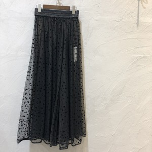 thomas magpie/dot tulle skirt