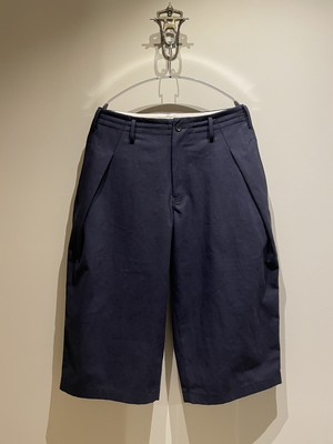 KHOKI 21ss Double color wide pants コッキ パンツ