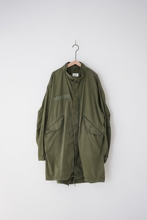 【USED】M-65 FISHTAIL PARKA