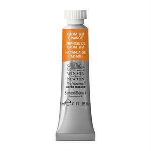 W&N PWC カドミウム オレンジ[ 089 | s4 チューブ 5ml ]