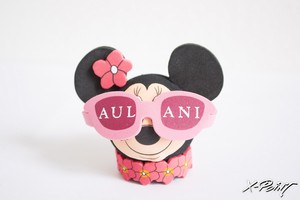 HAWAII限定 AULANI Minnie Antenna Topper