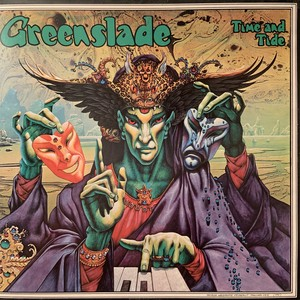 【LP】GREENSLADE/Time and Tide