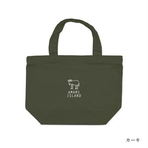 キャンバスカラートートバッグ(S) | AMAMI ISLAND