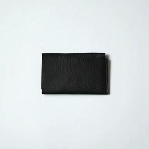 card case - bk - vacchetta