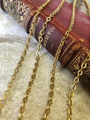 Napoleon  Torois  Gold Chain