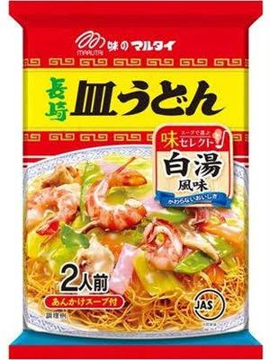 味のマルタイ 長崎皿うどん
