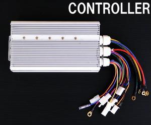コントローラー48V〜72V 50A〜2000Wバック、反転機能付