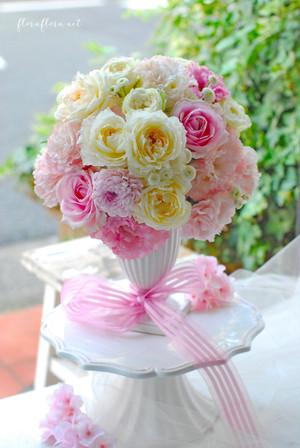 【お花代のみ】生花体験レッスン 必ずブログを見てからお申し込みください