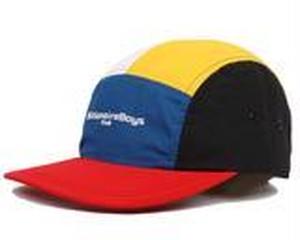 BILLIONAIRE BOYS CLUB KNOT NYLON 5-PANEL CAP