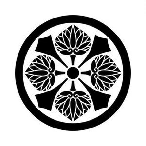 中輪に剣四つ葵 高解像度画像セット
