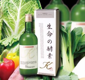 100%純植物酵素原液「生命の酵素」定価16280円→DRAGEE価格15000円