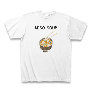 MISO SOUP Tシャツ
